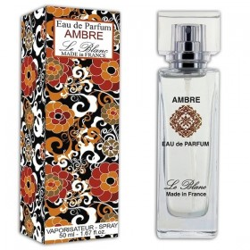 Ambre Eau de Parfum collection Le Blanc