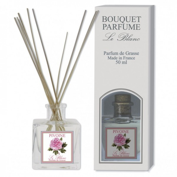 Bouquet parfumé Pivoine 50ml